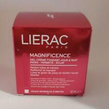 Lierac Magnificence Day & Night Melt-In Cream Gel 1.8 Oz New in Box