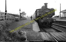 Berkeley Road Railway Station Photo. Coaley to Charfield and Sharpness Lines (4)