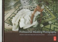DAMIEN LOVEGROVE GUIDE TO PROFESSIONAL WEDDING PHOTOGRAPHY 1ST ED 4TH IMP HB 07