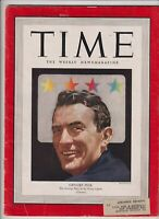 Time Mag Gregory Peck January 12, 1948 111219nonr2