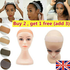 Silicone Elastic Non Slips Wig Grip Fix Band Easy To Use Sports Hair Headband