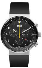 Braun Uhren Herrenuhr Prestige Bn0095bkslbkg/66548