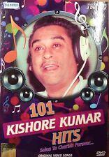 101 Kishore Kumar Hits - Bollywood Songs DVD, 101 Songs In 3 DVD Set