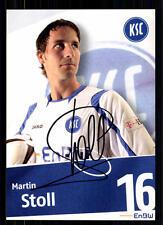 Martin Stoll Karlsruher SC 2008/09 TOP AK + A 72073
