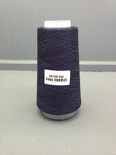 100g Blu Navy Scuro Colore 2 / 60Nm 100% BELLE filati di seta 346A Norvegia