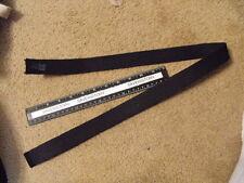 "Desert Storm Era USAF Dark Blue Cotton Web Belts, New Unused size 33""NEW! 1991"