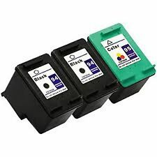 3x Compatible Ink Cartridges for 2x HP 94 Black C8765WN+1x HP 95 Color C8766WN