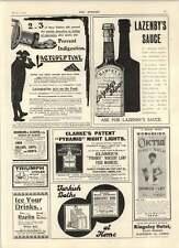 1902 Lactopeptine Rapley Hand Ice Machine Pulsometer Engineering Nine Elms