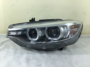 2014 2015 2016 BMW 4 Series OEM Left Driver HID Xenon Headlight