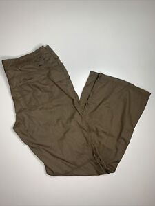 REI Co-op Willow Roll-Up Convertible Pants Hiking Trail Outdoor Women's Size 12