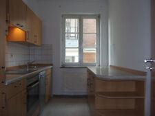 Einbauküche mit Elektrogeräten Küchenzeile ca. 295 cm breit Buche