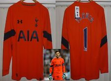 Tottenham Hotspur gardien de but football shirt Hugo Lloris Full Kit jersey France