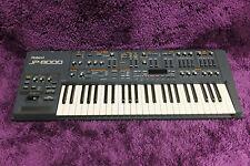 ROLAND JP-8000 / 8080 key version Synthesizer/Keyboard 161027