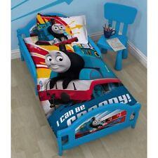 Camas de color principal azul para niños