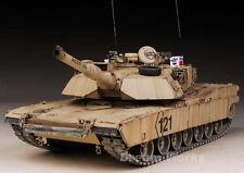 Award Winner Built Dragon 1/35 M1A1 Abrams MBT +Figures +ACC/More