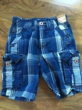 NEXT Checked Shorts (2-16 Years) for Boys