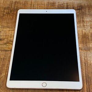 BROKEN Apple iPad air 3RD generation Gold A2152 64gb wifi Tablet #H390