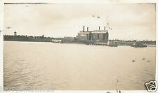 China original photograph Pootung Shanghai harbor building circa 1937 HPP2