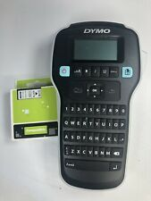 Dymo Labelmanager 160 Label Maker W Extra Labels Working In Good Condition