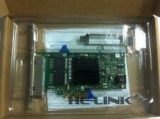 Intel OEM I350-T4V2 PCI-Express PCI-E Four RJ45 Gigabit Ports Server Adapter
