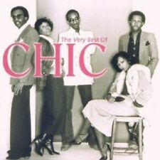 CHIC - BEST OF,THE,VERY CD DISCO/ DANCE 13 TRACKS NEW
