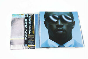 P.DIDDY PRESS PLAY WPCR-12460 JAPAN OBI CD A10213