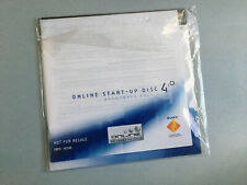 SONY PlayStation 2 PS2 Network Adaptor Online Start-Up Disc Version 4.0