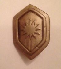 Vintage SECTAURS - Zak, Shield of Skall - NM Weapon Action Figure Part