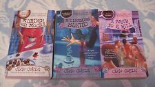 *Lot of 3*CLARE COSI COFFEEHOUSE MYSTERIES by CLEO COYLE*COZY MYSTERIES*