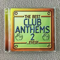 The Best Club Anthems 2 - 38 Tracks 2 Discs - Over 2 Hours Of Music - CD 1997