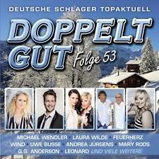 DOPPELT GUT  Folge 53  (2015)  2 CD's  OVP