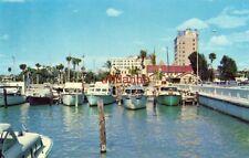 MUNICIPAL YACHT BASIN. SARASOTA, FL 1965