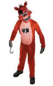 Rubies Kids Five Nights At Freddy's Foxy Fancy Dress