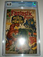 Marvel Comics Fantastic Four # 60 CGC 6.0