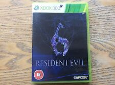 Resident Evil 6 Xbox 360 Game! Look In The Shop!