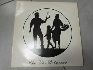 """The Go-Betweens  /  Streets of Your Town    12"""" inch Vinyl   BEG218T"""