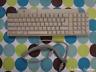Apple Desktop Bus Keyboard - Apple IIgs 825-1302-B A9M0330 658-4081 ORANGE ALPS