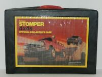 Schaper Stomper 4X4s Official Collector's Case Holds 9 Models + More 1981