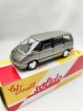Solido Renault Espace 1991 échelle 1/43 édition Hachette