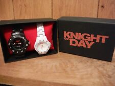 Knight and Day Film watch set boxed (mm4)