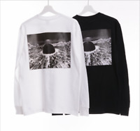 AKIRA TOKYO LS TEE Men Cotton Long Sleeve T-shirts Sweatshirt Crew Neck Pullover