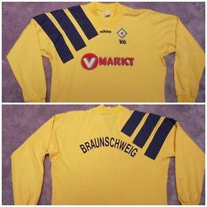 Trikot Eintracht Braunschweig BTSV 1996/1997 - V-Markt - Gr. XXL, langarm !!!