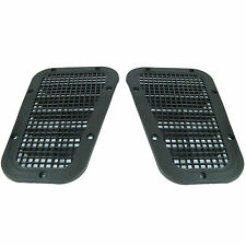 LAND ROVER DEFENDER 90 / 110 / 130 WING TOP AIR INTAKE GRILLE SET OF TWO