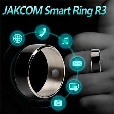 JAKCOM R3 Schwarz Smart NFC Ring Fingerring Für iPhone Android Windows Handy