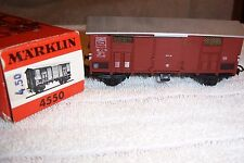 Marklin #4550 - Italian Goods Truck - with box
