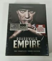 Boardwalk Empire The Complete Third Season 3 NTSC HBO DVD TV Show 5 Discs NEW