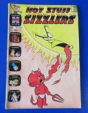 HOT STUFF SIZZLERS #23 Giant-Size COMIC BOOK ~ Harvey Comics 1966 Silver Age  FN