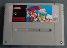 SUPER NES NINTENDO SNES Mario Paint spel game PAL CARTRIDGE ONLY PAL Spiel Jeu