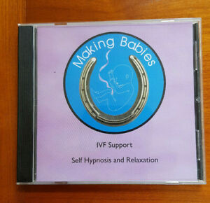 Making Babies - Self hypnosis for IVF and for Hypnotherapists, CD - Joanne Scurr