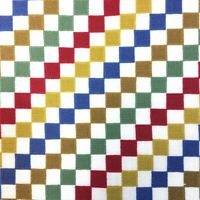 Little Quilts Checked Gingham Fabric by Henry Glass 100% Cotton